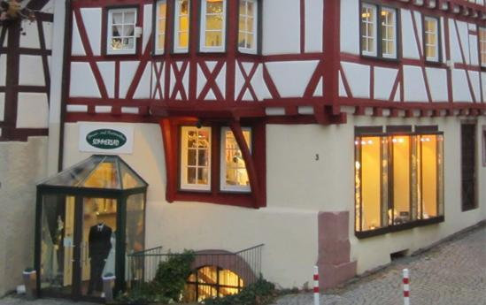 Hochzeitshaus aus  Wilhelmsfeld