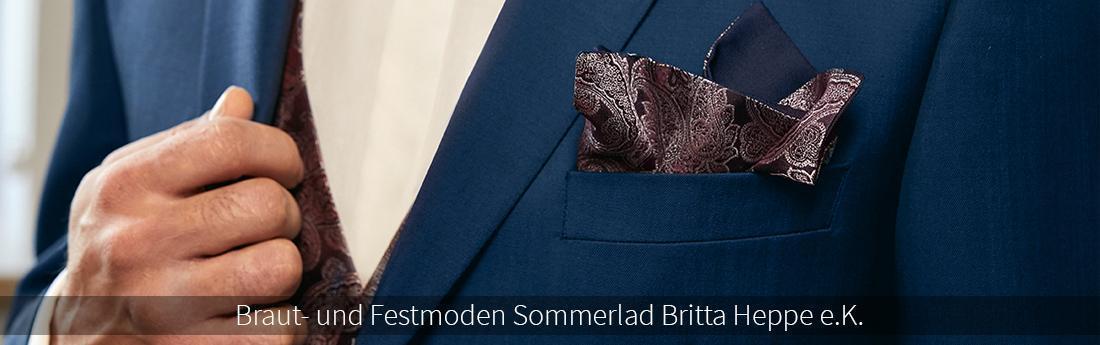 Sommerlad Bräutigamanzug