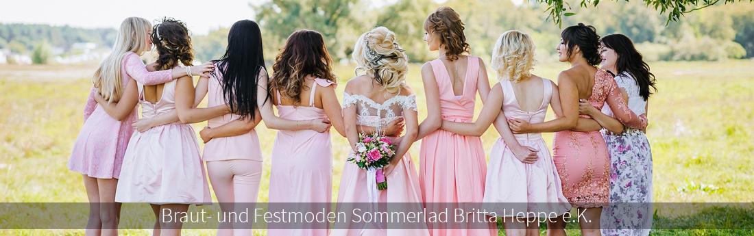 Sommerlad Brautmode