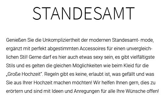 Standesamtkleid in 71522 Backnang